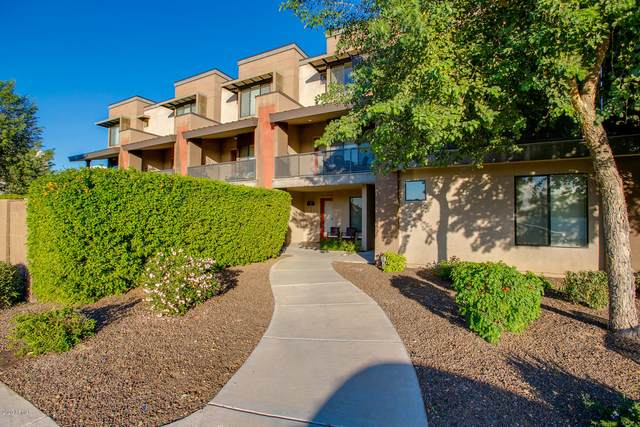 6937 E 6TH Street #1005, Scottsdale, AZ 85251 (#6144155) :: Luxury Group - Realty Executives Arizona Properties
