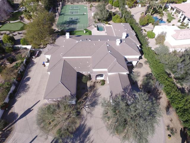 7030 E Cheney Drive, Paradise Valley, AZ 85253 (MLS #6144175) :: Yost Realty Group at RE/MAX Casa Grande