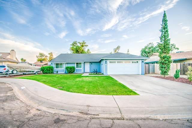 6035 W Manzanita Drive, Glendale, AZ 85302 (MLS #6144211) :: D & R Realty LLC