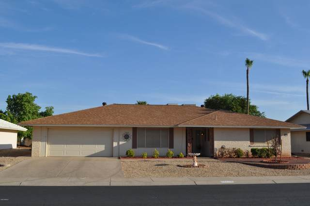 12726 W Marble Drive, Sun City West, AZ 85375 (MLS #6144224) :: Sheli Stoddart Team | M.A.Z. Realty Professionals