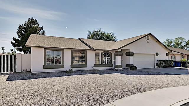 8061 E Cicero Street, Mesa, AZ 85207 (MLS #6144249) :: Arizona Home Group