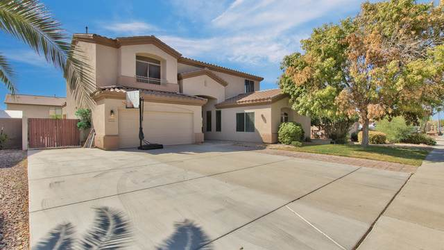26076 N 73RD Drive, Peoria, AZ 85383 (MLS #6144252) :: CANAM Realty Group