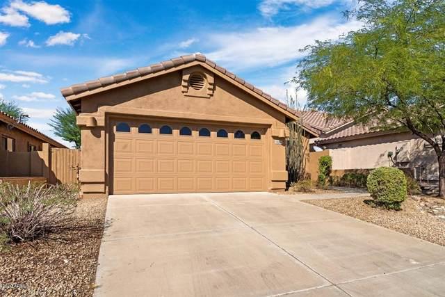 10248 E Hillery Drive, Scottsdale, AZ 85255 (MLS #6144269) :: The J Group Real Estate | eXp Realty