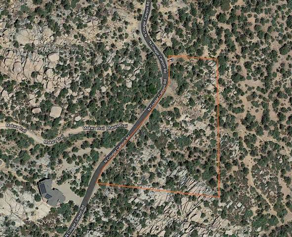 0 N Cougar Canyon Road, Prescott, AZ 86305 (MLS #6144291) :: Klaus Team Real Estate Solutions