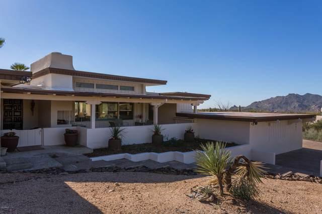 8641 E Carefree Drive, Carefree, AZ 85377 (MLS #6144304) :: Keller Williams Realty Phoenix