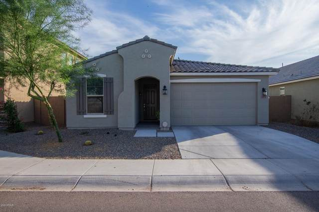 2433 E Beverly Road, Phoenix, AZ 85042 (MLS #6144378) :: NextView Home Professionals, Brokered by eXp Realty