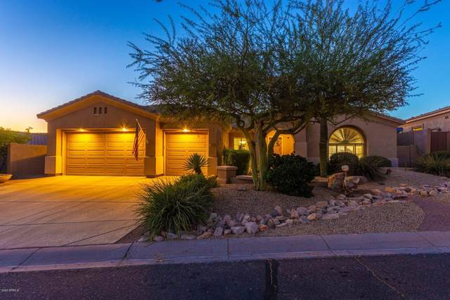 11096 E Winchcomb Drive, Scottsdale, AZ 85255 (MLS #6144420) :: The W Group