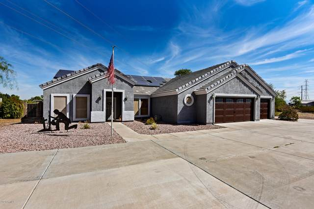23040 W Hammond Lane, Buckeye, AZ 85326 (MLS #6144428) :: Sheli Stoddart Team | M.A.Z. Realty Professionals