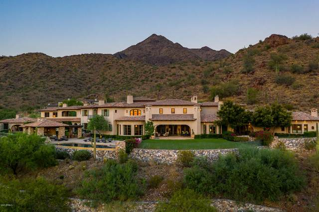10719 E Rimrock Drive, Scottsdale, AZ 85255 (MLS #6144446) :: BVO Luxury Group