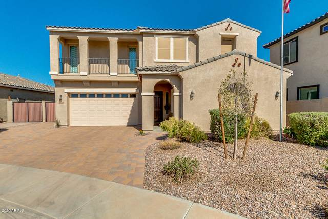 4122 E Zion Place, Chandler, AZ 85249 (MLS #6144459) :: Keller Williams Realty Phoenix