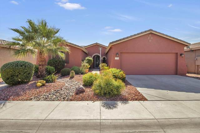 42841 W Whispering Wind Lane, Maricopa, AZ 85138 (MLS #6144500) :: My Home Group