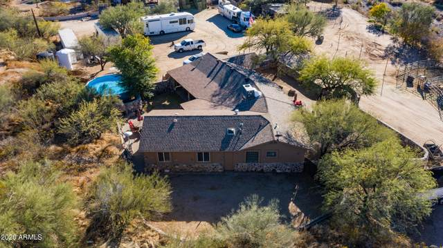 45602 N New River Road, New River, AZ 85087 (#6144521) :: Luxury Group - Realty Executives Arizona Properties