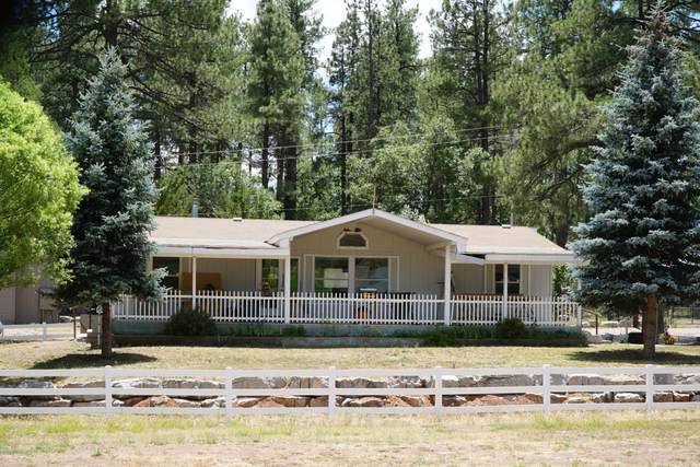 1144 E Ranch Road, Christopher Creek, AZ 85541 (MLS #6144537) :: Walters Realty Group