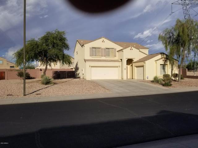 1716 S 230TH Drive, Buckeye, AZ 85326 (MLS #6144563) :: My Home Group