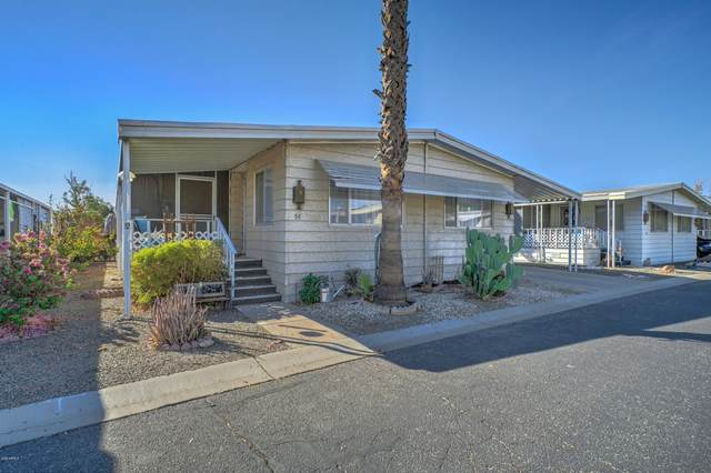 10960 N 67TH Avenue #54, Glendale, AZ 85304 (MLS #6144616) :: Walters Realty Group