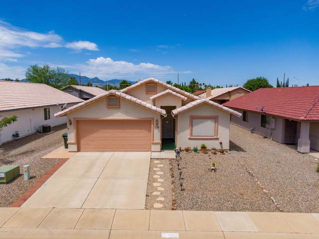 1152 Escondido Drive, Sierra Vista, AZ 85635 (MLS #6144619) :: Long Realty West Valley