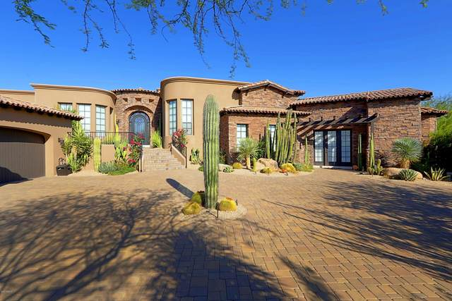 10028 E Mirabel Club Drive, Scottsdale, AZ 85262 (#6144623) :: Long Realty Company