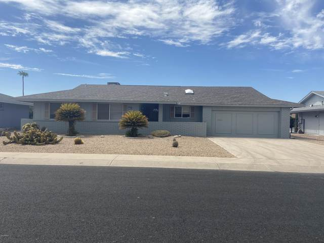 9908 W Prairie Hills Circle, Sun City, AZ 85351 (MLS #6144646) :: Long Realty West Valley