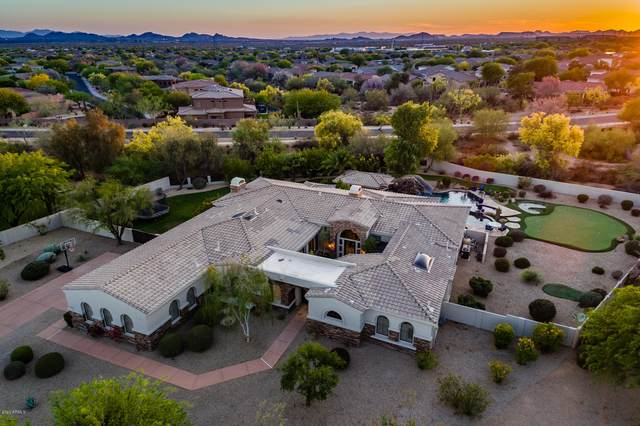 22528 N 79TH Place, Scottsdale, AZ 85255 (MLS #6144649) :: The W Group