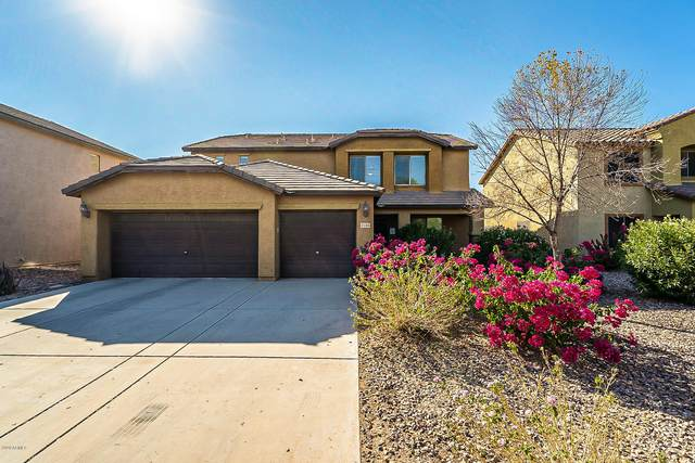 2138 S 48TH Street, Coolidge, AZ 85128 (MLS #6144709) :: Sheli Stoddart Team | M.A.Z. Realty Professionals