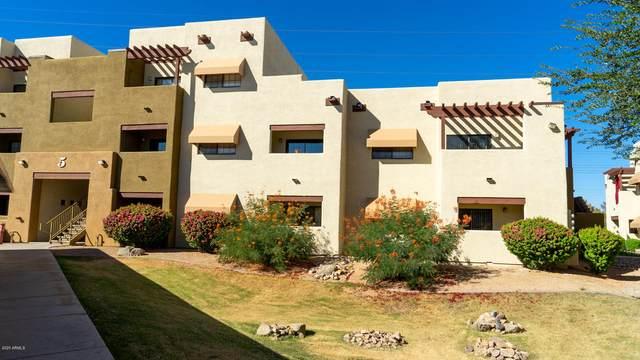 3434 E Baseline Road #133, Phoenix, AZ 85042 (MLS #6144724) :: Conway Real Estate