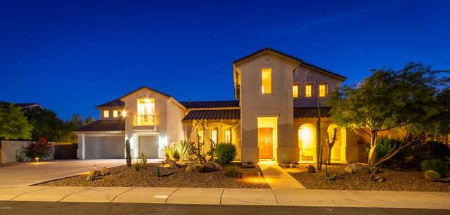2301 W Twain Drive, Anthem, AZ 85086 (MLS #6144750) :: The Riddle Group