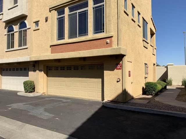 2401 E Rio Salado Parkway #1205, Tempe, AZ 85281 (#6144757) :: Luxury Group - Realty Executives Arizona Properties