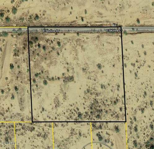 0 E Skyline Drive, San Tan Valley, AZ 85140 (MLS #6144762) :: Conway Real Estate