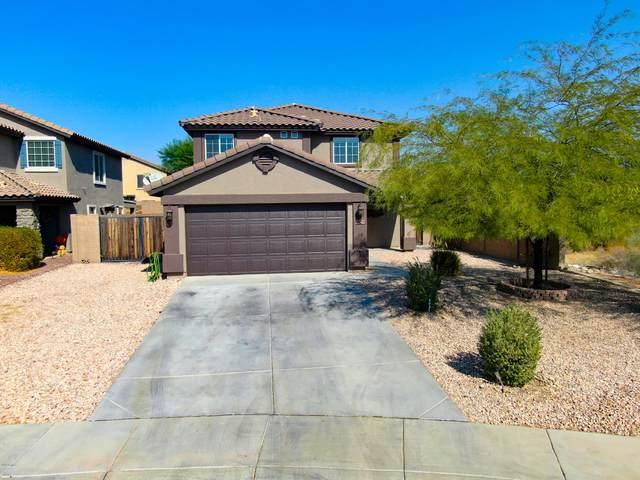 22226 W Twilight Trail, Buckeye, AZ 85326 (MLS #6144775) :: Devor Real Estate Associates
