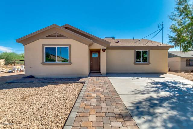 32001 N Bush Street, Wittmann, AZ 85361 (MLS #6144825) :: NextView Home Professionals, Brokered by eXp Realty