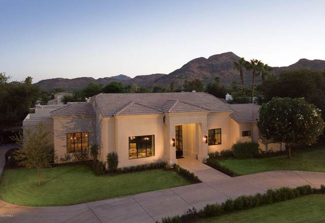 6321 E Calle Bruvira Road, Paradise Valley, AZ 85253 (MLS #6144833) :: Sheli Stoddart Team | M.A.Z. Realty Professionals