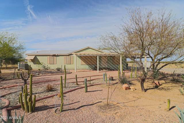 16412 S 201ST Drive, Buckeye, AZ 85326 (MLS #6144856) :: Yost Realty Group at RE/MAX Casa Grande