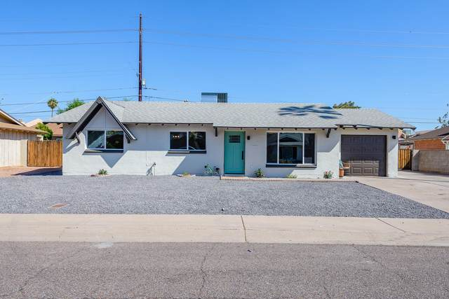 2207 N 87TH Place, Scottsdale, AZ 85257 (MLS #6144884) :: Devor Real Estate Associates