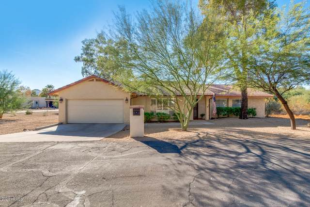 846 E Village Circle Drive S, Phoenix, AZ 85022 (MLS #6144898) :: NextView Home Professionals, Brokered by eXp Realty