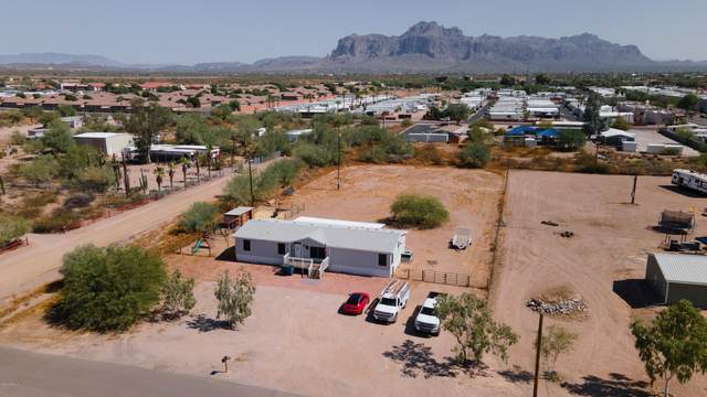 979 N Monterey Drive, Apache Junction, AZ 85120 (MLS #6144908) :: The Property Partners at eXp Realty