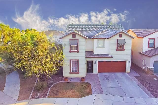 9013 W Hughes Drive, Tolleson, AZ 85353 (MLS #6144951) :: Sheli Stoddart Team | M.A.Z. Realty Professionals