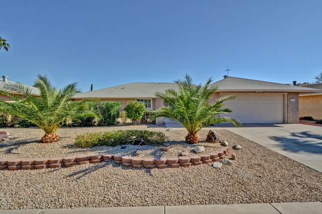 12519 W Flagstone Drive, Sun City West, AZ 85375 (MLS #6144979) :: TIBBS Realty