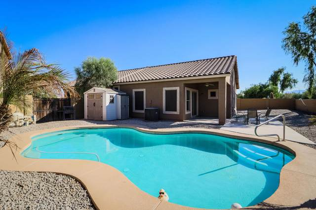7226 S 54TH Lane, Laveen, AZ 85339 (MLS #6145032) :: Long Realty West Valley