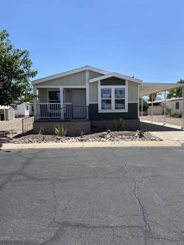 3411 S Camino Seco #386, Tucson, AZ 85730 (MLS #6145048) :: Walters Realty Group