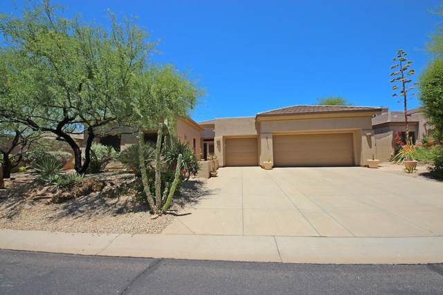 6658 E Whispering Mesquite Trail, Scottsdale, AZ 85266 (MLS #6145065) :: NextView Home Professionals, Brokered by eXp Realty
