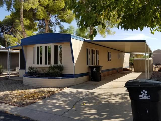 3411 S Camino Seco #104, Tucson, AZ 85730 (MLS #6145077) :: Yost Realty Group at RE/MAX Casa Grande