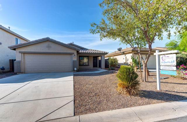 45345 W Desert Garden Road, Maricopa, AZ 85139 (MLS #6145079) :: NextView Home Professionals, Brokered by eXp Realty