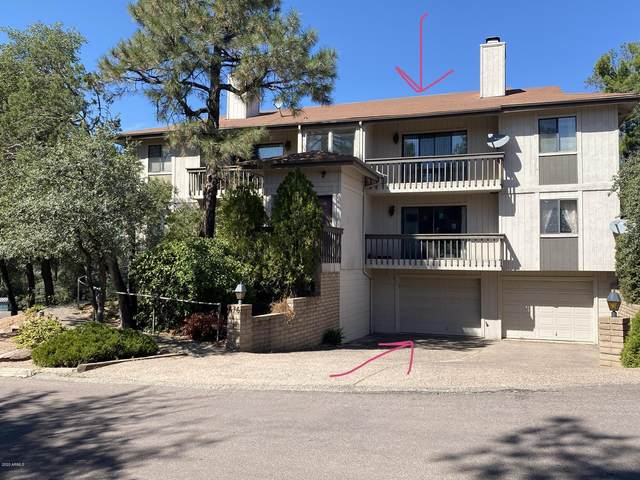 616 N Ponderosa Circle D, Payson, AZ 85541 (MLS #6145093) :: The W Group