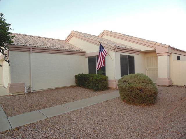 145 S Kingston Street, Chandler, AZ 85225 (MLS #6145125) :: My Home Group