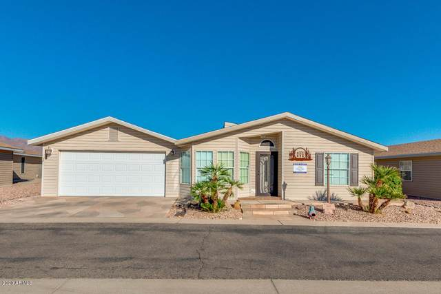 3301 S Goldfield Road #4019, Apache Junction, AZ 85119 (MLS #6145163) :: Conway Real Estate