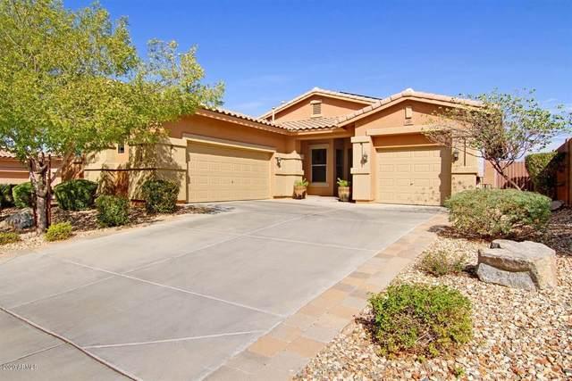 29077 N 70TH Lane, Peoria, AZ 85383 (MLS #6145182) :: The Laughton Team