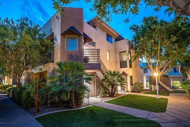 4343 N 21ST Street #256, Phoenix, AZ 85016 (MLS #6145194) :: John Hogen | Realty ONE Group