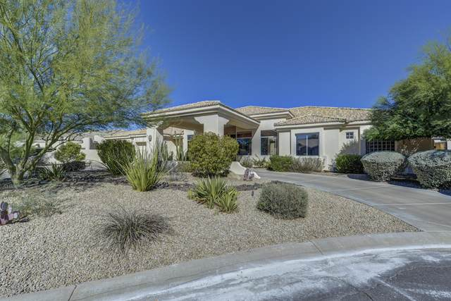 8738 E Voltaire Avenue, Scottsdale, AZ 85260 (MLS #6145208) :: The Everest Team at eXp Realty