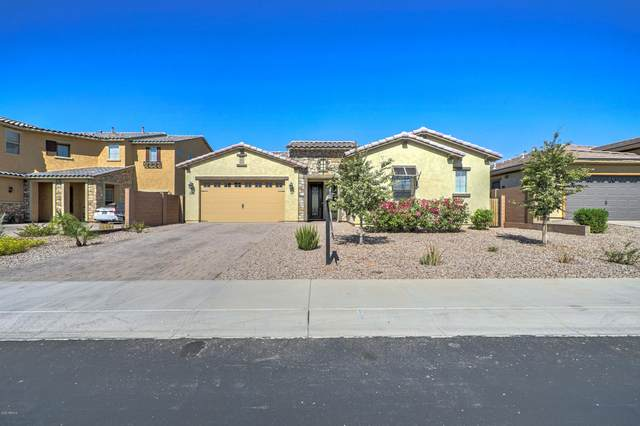 2706 E La Costa Drive, Gilbert, AZ 85298 (MLS #6145236) :: Power Realty Group Model Home Center