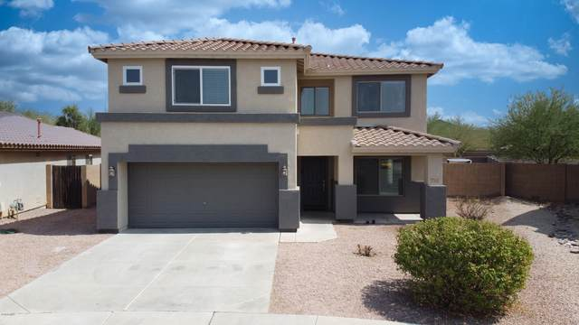 7313 S 55TH Drive, Laveen, AZ 85339 (MLS #6145249) :: Lifestyle Partners Team